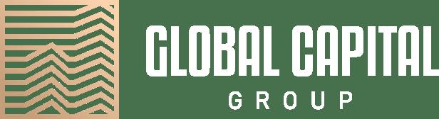 global capital group logo white